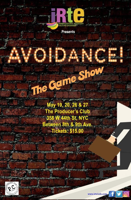 avoidance-poster