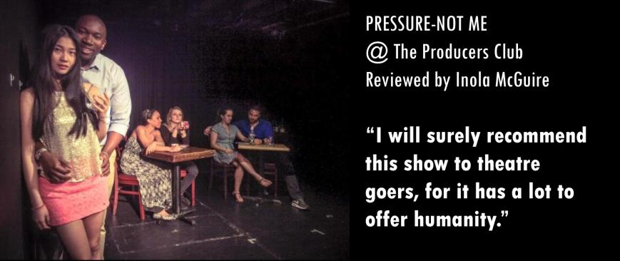 presure me