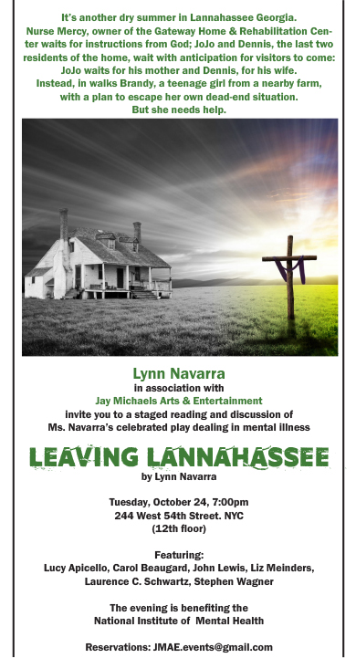Lannahassee poster