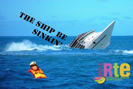Sinkin Ship Front